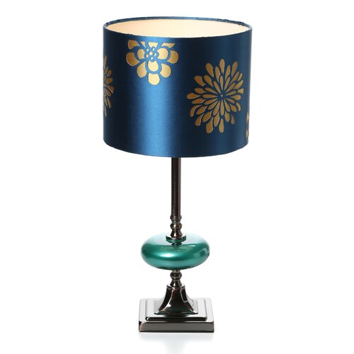 "Aspire Braxton 19"" H Table Lamp with Drum Shade"