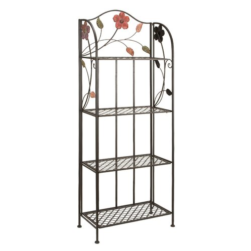 Flower Baker's Rack