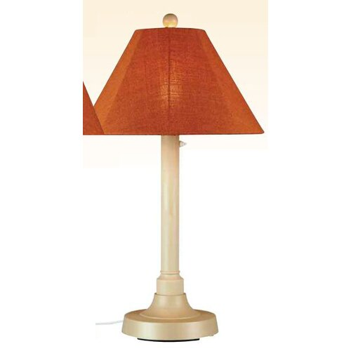Patio Living Concepts San Juan Outdoor Table Lamp with Sunbrella® Shade