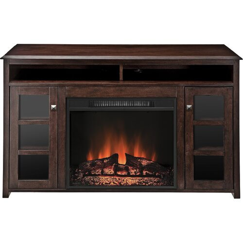 Muskoka Strachan Media Stand Electric Fireplace