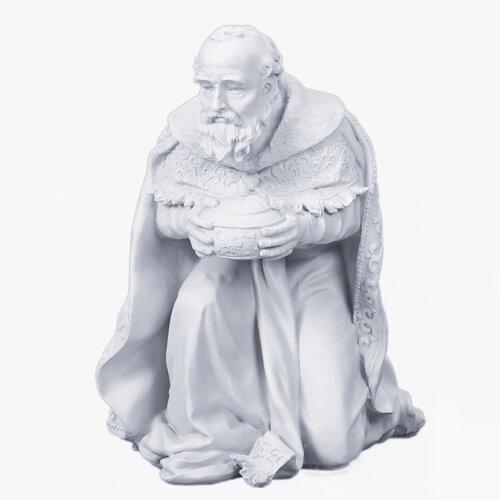 Roman, Inc. Kneeling Wise Man Figurine