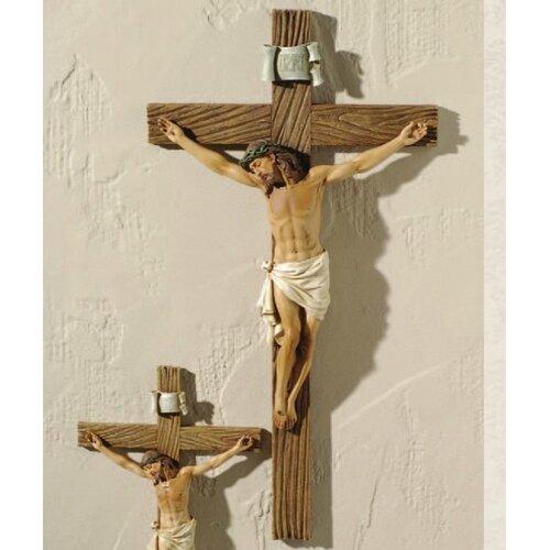 Roman, Inc. Crucifix Statue
