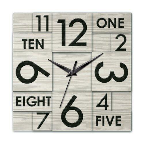 Modern Home Multi Layer Wall Clock