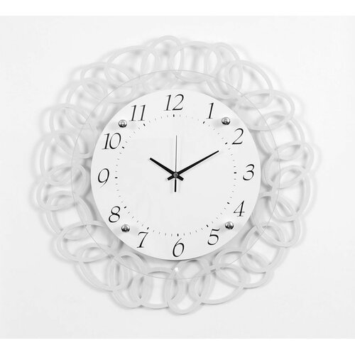 "Ashton Sutton 18"" Endless Chain Wall Clock"