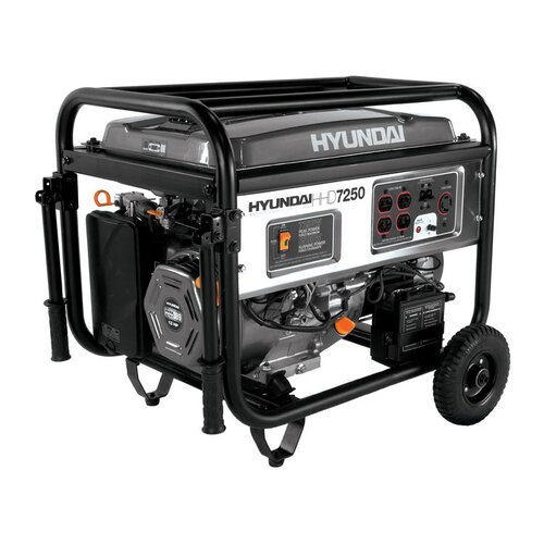 Home Series Portable Heavy Duty Power 7,250 Watt Generator