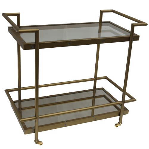 Bassett Mirror Fouquet Serving Cart