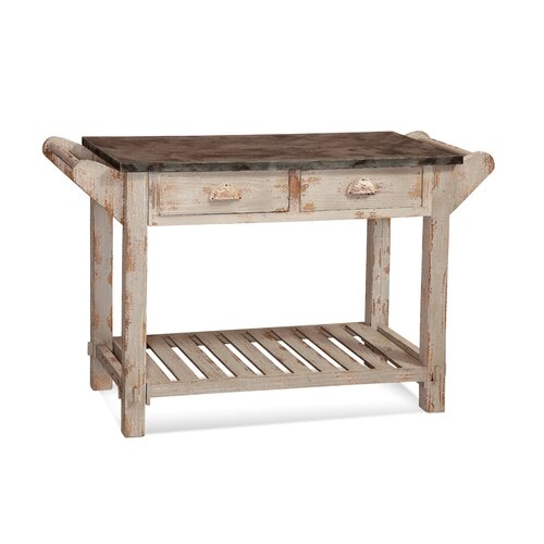 Flora's Console Table