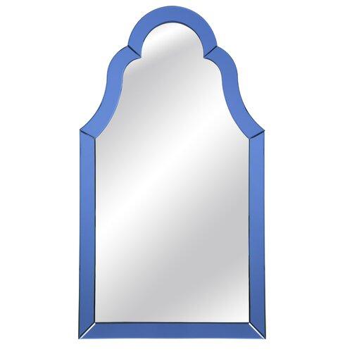 Cobalt Blue Wall Mirror Wayfair