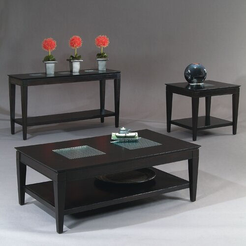 Bassett Mirror Mocchiato Console Table