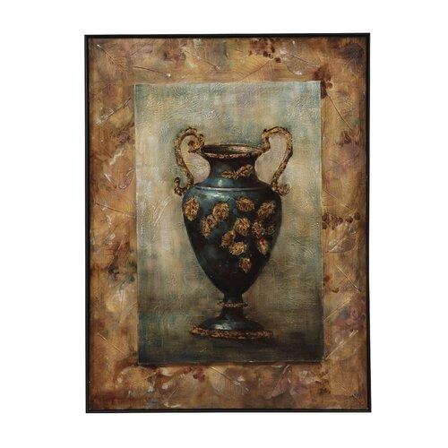 Grecian Urn II Framed Original Painting
