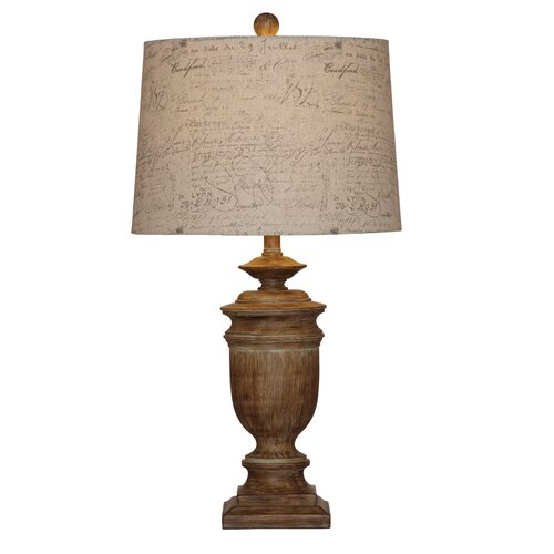 Bassett Mirror Hallman Table Lamp