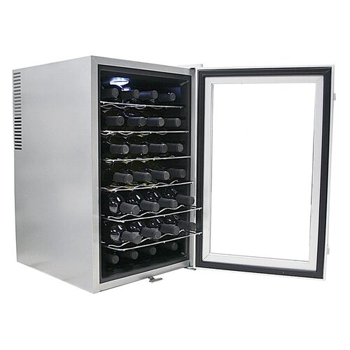 Whynter SNO 28 Bottle Single Zone Thermoelectric Wine Refrigerator