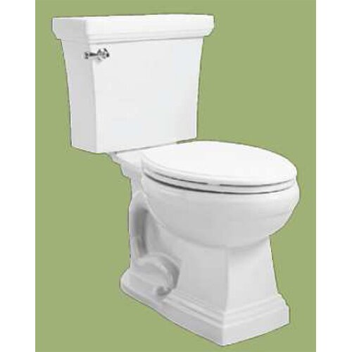Presley Chair Height 1 28 GPF Elongated 2 Piece Toilet