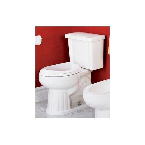 Mayfair Chair-Height 1.28 GPF Elongated 2 Piece Toilet