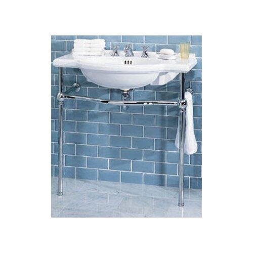 Nouveau Console Bathroom Sink