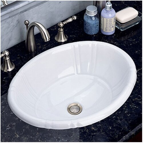 Antigua Grande Countertop Bathroom Sink