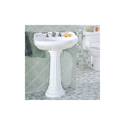 Arlington Medium Pedestal Bathroom Sink