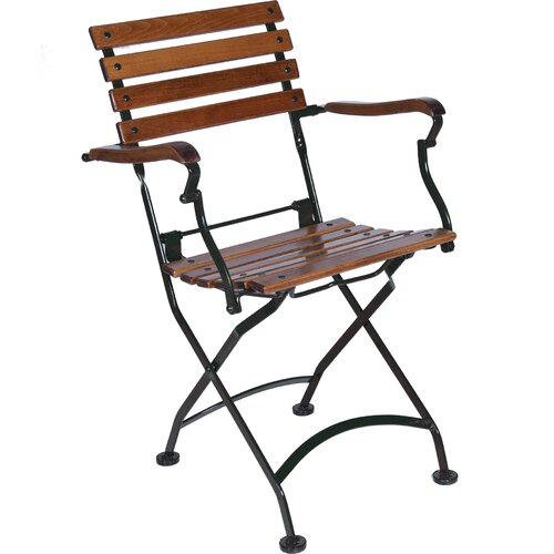 Furniture Designhouse European Café Folding Armchair (Set of 2)