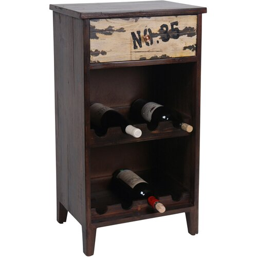 Wilco 8 Bottle Wine Cabinet