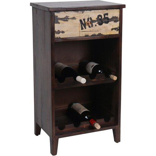 8 Bottle Wine Cabinet