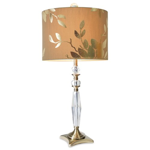 """Couture, Inc. Global Explorations 28.5"""" H Table Lamp with Drum Shade"""