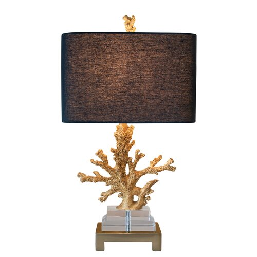 Couture, Inc. Coastal Retreat Coral Table Lamp