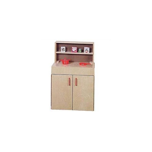 Virco 4 Piece Children's Kitchen Set