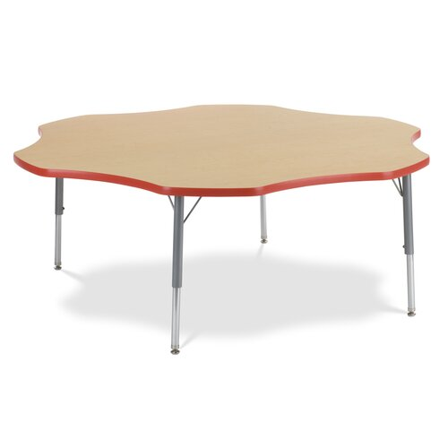 Virco 4000 Series Flower Activity Table