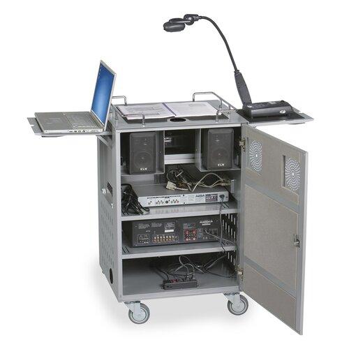 Virco Deluxe Mobile Presentation Station