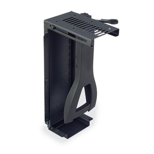 "Virco Plateau Series 14"" H Desk CPU Holder"