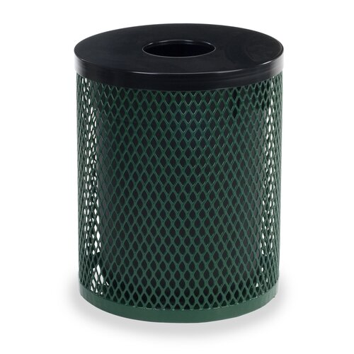 Virco Outdoor Trash Receptacle