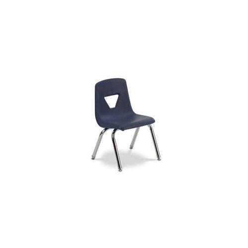 "Virco 2000 Series 12.25"" Polypropylene Classroom Stacking Chair"