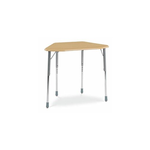 Virco Zuma Hexagon Desk