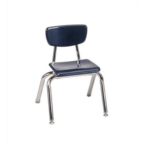 "Virco 3000 Series 12"" Hard Plastic Classroom Chair"