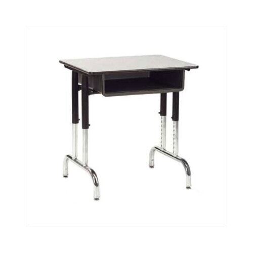 Virco 7900 Series Laminate Open Front Student Desk