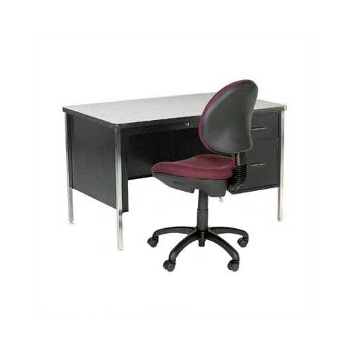 Virco 540 Series Teacher's Computer Desk