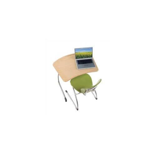"Virco Zuma 19.25"" Plastic Classroom Cantilever Chair"