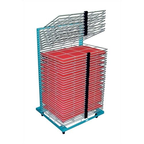 Virco Art Project Drying and Storage Rack