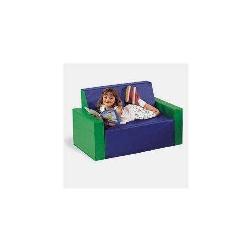 Virco 3 Piece Children's Foam Furniture Set