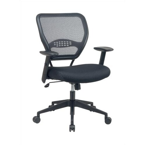 Virco Management Mid-Back Mesh Office Chair