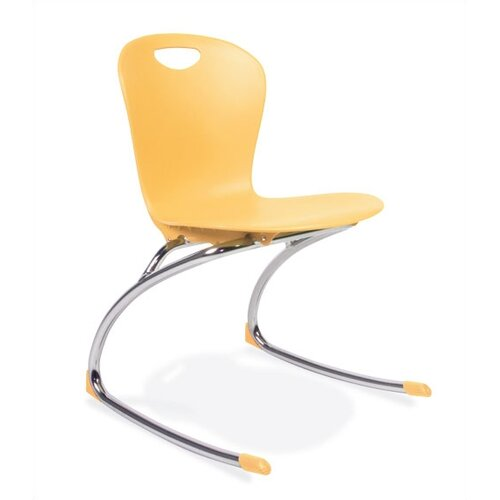 "Virco Zuma 14.625"" Metal Classroom Rocker Chair"