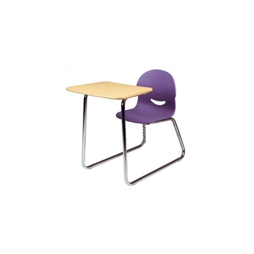 "Virco I.Q. Series 32"" Plastic Combo Chair Desk"