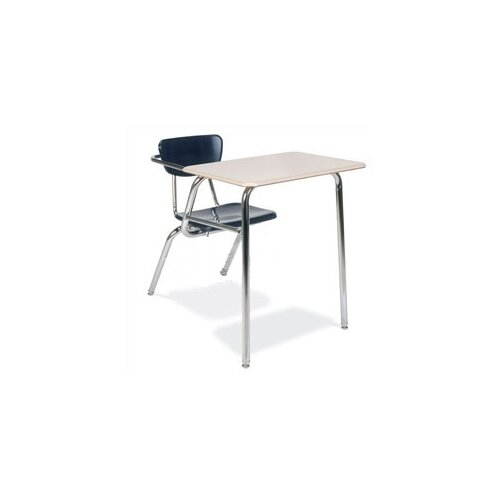 """Virco 3000 Series 29"""" Laminate Chair Desk with Particleboard"""