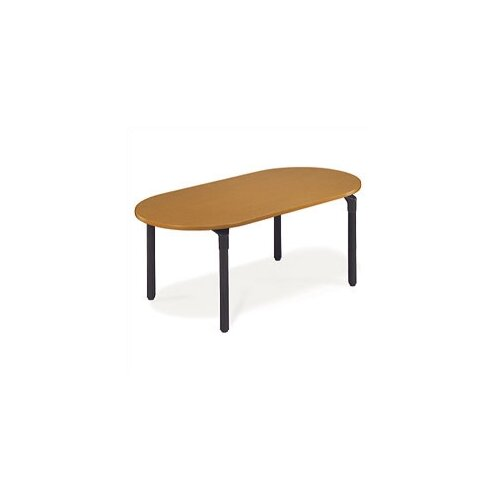 "Virco Plateau Series 72"" W x 36"" D Conference Table"