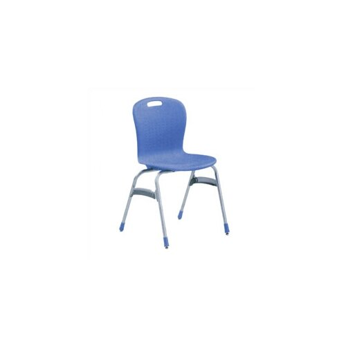 "Virco Sage Series 18"" Plastic Classroom Glides Chair"