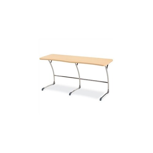 "Virco Zuma 29"" Laminate Double Student Desk"