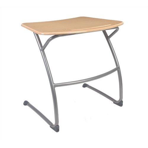 "Virco Zuma 27"" Plastic Cantilever Student Desk"