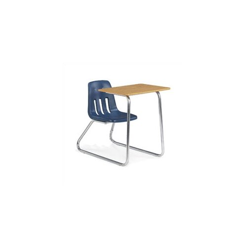 """Virco 9000 Series 30"""" Laminate Particleboard Chair Desk"""