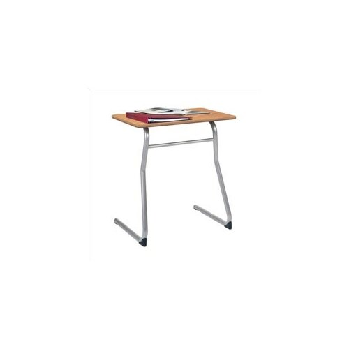 "Virco Cantilever 30"" Plastic Open-View Student Desk"