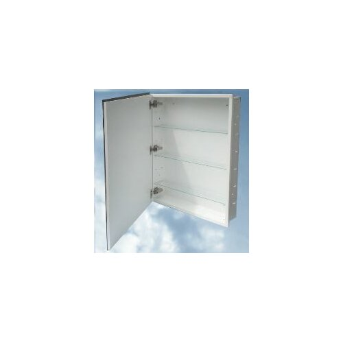 "American Pride 24.75"" x 30.63"" Surface Mount Medicine Cabinet"